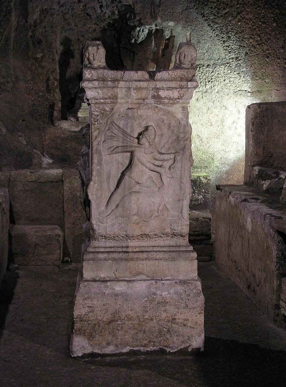 Rom, San Clemente, Mithraeum