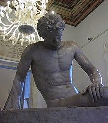 Galata morente, Musei Capitolini, Roma