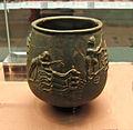Romano-British decorated pot.JPG