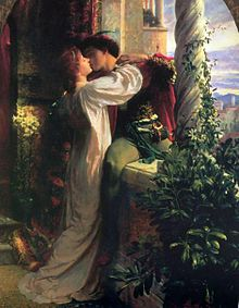 Romeo and Juliet by Frank Dicksee (cropped).jpg