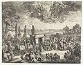 Romeyn de hooghe-carlos II cede su carroza la viático.jpg