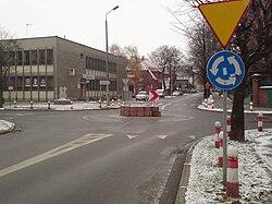 Rondo ulic Wileńskiej i Ogrodowej