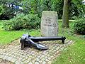 Rostock Warnemuende Gedenkstein Seeleute 2011-09-06.jpg