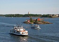 Ryssänsaari (pulo sa Finland, Uusimaa, Helsinki, lat 60,16, long 24,97)