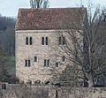 Rothenburg ob der Tauber, Alte Burg, Blasiuskapelle, Burggasse 21, Gartenhaus-20160108-001a.jpg