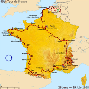 Route of the 1958 Tour de France.png
