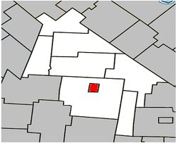 Location within Acton RCM