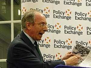 Malcolm Rifkind - Rifkind speaking to Policy Exchange in 2012