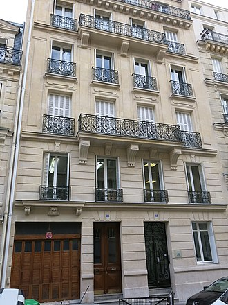 International School of Paris - 13 rue Chardin