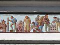 Rue Fénelon, 9 fresco DellaRobia.jpg