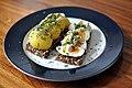 Rugbrød med kartofler og æg (5847947491).jpg