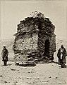 Ruin of Karwan-balasi near Bozai-gumbaz, Little Pamir (1912) (14802941813).jpg