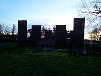 Ruins of Coventry parish church, Somerset County Maryland.jpg