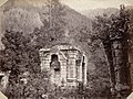 Ruins of Hindu temple at Wangut, Sind Valley, 1865 photo.jpg