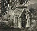 Ruins of a 10th century Hindu temple at Pandrethan near Srinagar Kashmir, 1868 photo 02.jpg