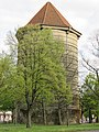 Rundbunker - Hannover-Linden-Süd Deisterplatz (Deisterkreisel) - panoramio.jpg