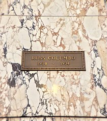 Russ Columbo Grave.JPG