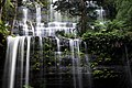 Russell Falls in the heart of Mount Field National Park. Mount Field National Park, Tasmania.jpg