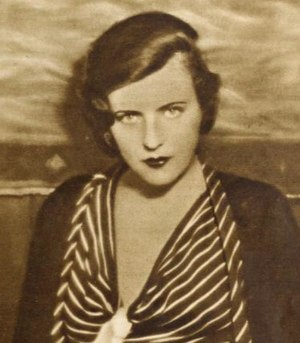 Ruth Chatterton - pictured in 1931