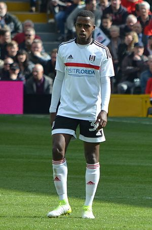 Ryan Sessegnon - Sessegnon playing for Fulham in 2017