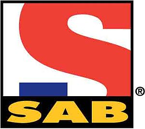 English: SAB TV Logo
