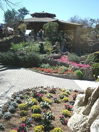 San Antonio Japanese Tea Garden - Image: SA Tea Garden 29