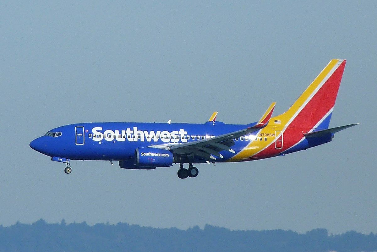 Southwest Airlines – Wikipedia