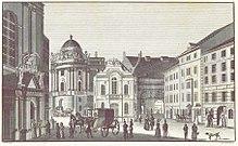 Vienna – Burgtheater Michaelerplatz (Source: Wikimedia)