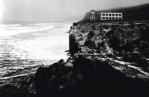 Old Scripps Building - Scripps Institution of Oceanography in La Jolla, CA (1910)