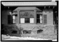 SOUTH ELEVATION, DETAIL OF LIBRARY WINDOW - Sagamore Hill, Oyster Bay, Nassau County, NY HABS NY,30-OYSTB,2-4.tif
