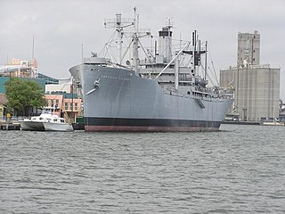 SS <i>American Victory</i> Victory ship of WWII