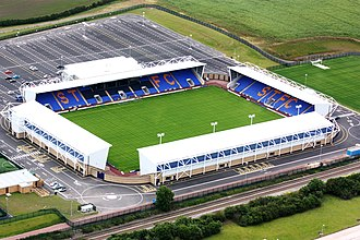 Shrewsbury Town F.C. - New Meadow