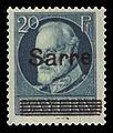 Saar 1920 21 König Ludwig III.jpg
