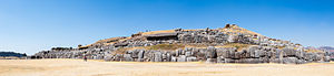 Sacsayhuamán - Panorama of Sacsayhuamán