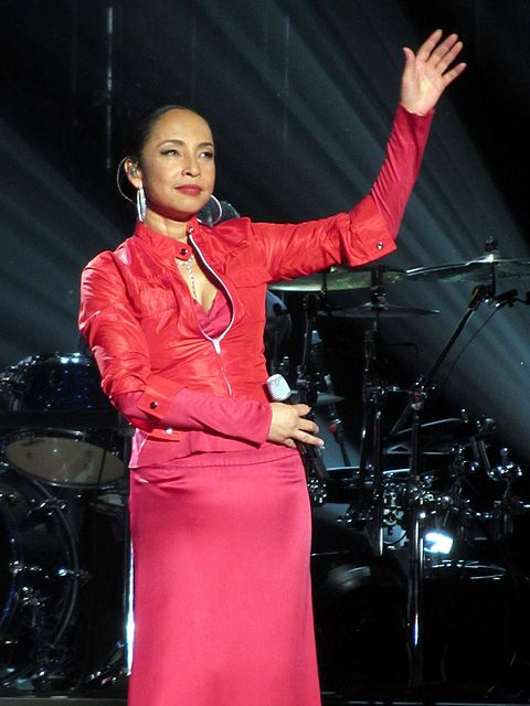 Sade Adu Quote: My daughter and stepson are really broad