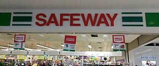 Safeway (Australia) Former supermarket chain