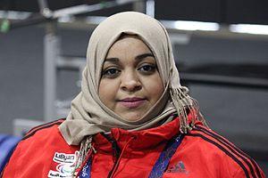 Libya at the 2016 Summer Paralympics - Sahar Elgnemi