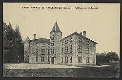 Saint-Bonnet-de-Valclérieux (Drôme) - Château de St-Bonnet (33729161704).jpg