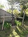 Saint-Maigner (Puy-de-Dôme) croix de chemin Fongerat.JPG