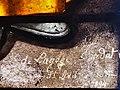 Saint-Oradoux-de-Chirouze église vitrail signature (2).jpg