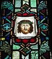 Saint Patrick Catholic Church (Junction City, Ohio) - stained glass, Veil of Veronica.jpg
