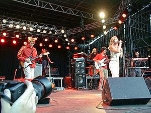 Saint Etienne (band) - Image: Saintetienne 1
