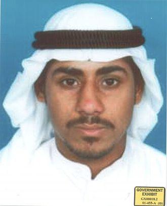 Salem al-Hazmi - Image: Salem al Hazmi 2