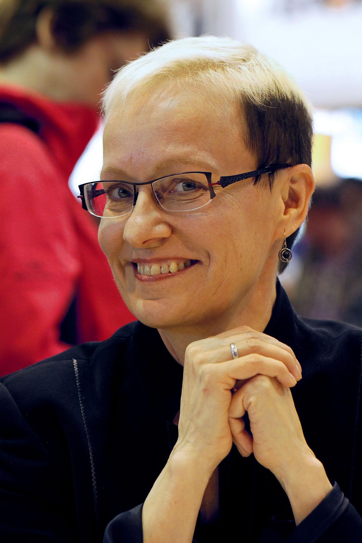 Aila Johanna Sinisalo net worth salary