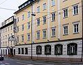Salzburg - Elisabeth-Vorstadt - Hotel Zum Hirschen.jpg