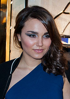 Samantha Barks Manx actress and singer