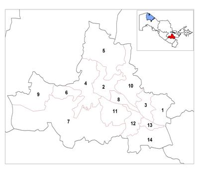Самаркандской области