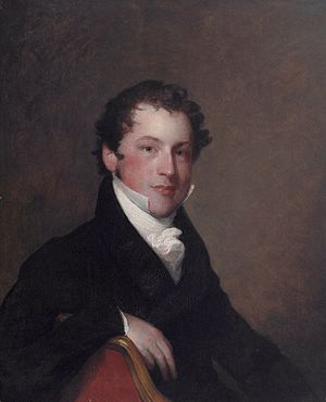 Samuel Atkins Eliot (politician) - Image: Samuel Atkins Eliot, by Gilbert Stuart