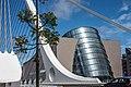 Samuel Beckett Bridge Plus The Conention Centre Dublin - panoramio (2).jpg