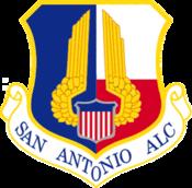 San Antonio ALC - Emblem